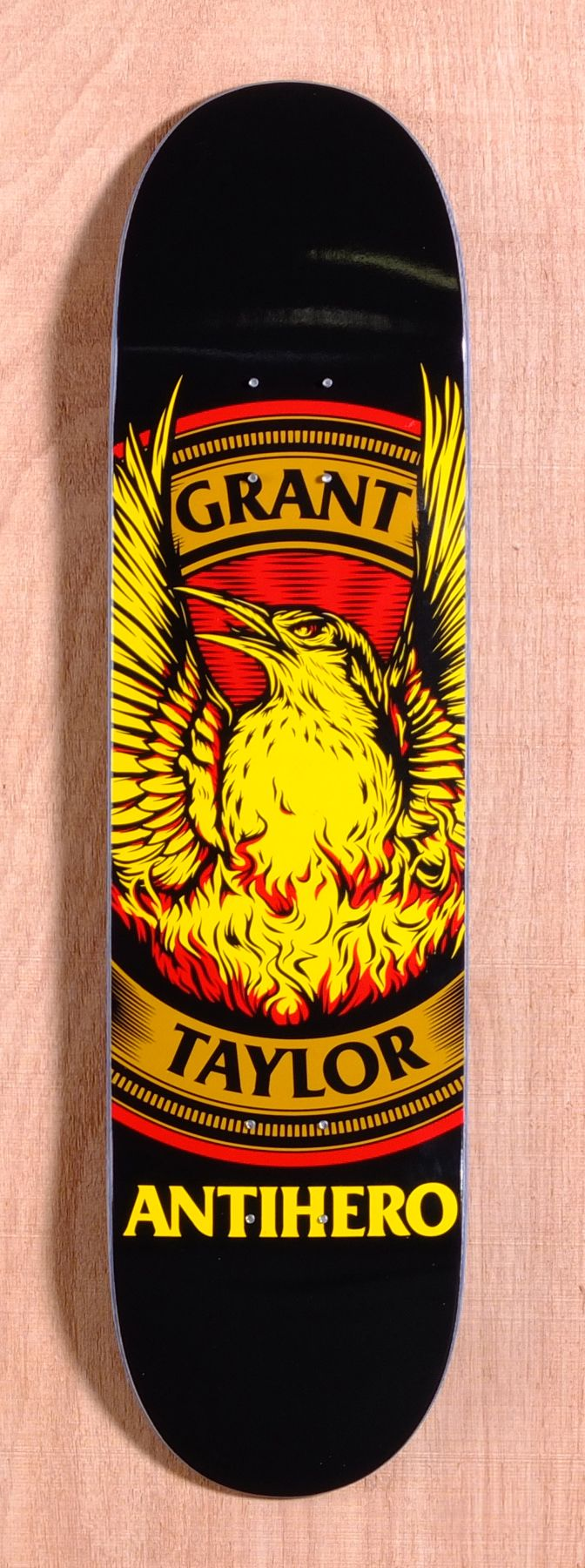 Anti Hero Taylor Resurgens 8.06 Skateboard Deck