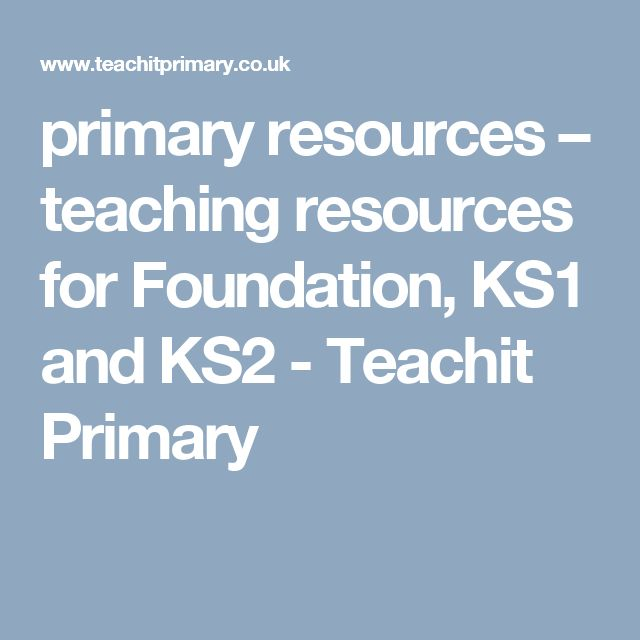 primary resources – teaching resources for Foundation, KS1 and KS2 - Teachit Primary