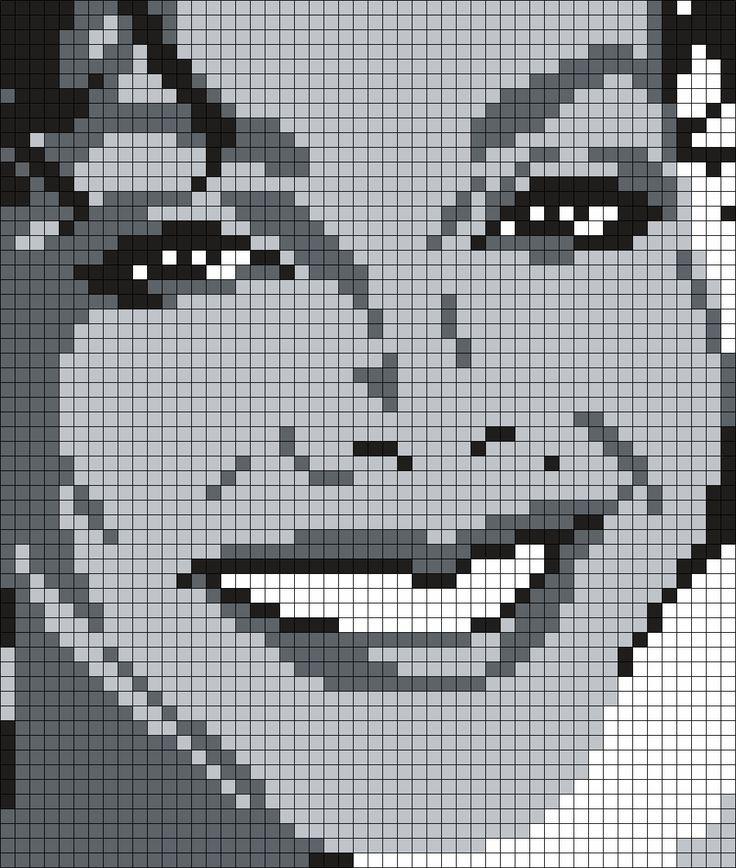 Janet_Jackson by Maninthebook on Kandi Patterns