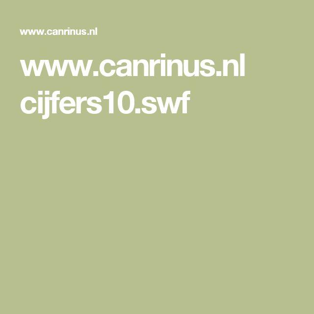 www.canrinus.nl cijfers10.swf