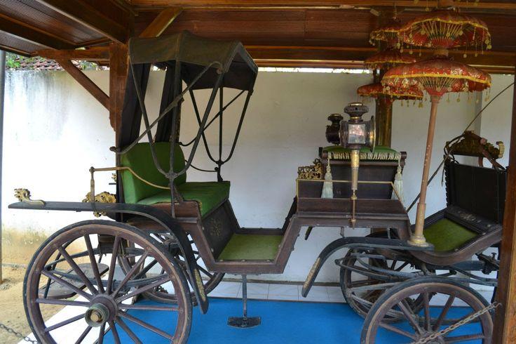 Jejak Sejarah Kereta Kuda Kuno Milik Bupati Rembang