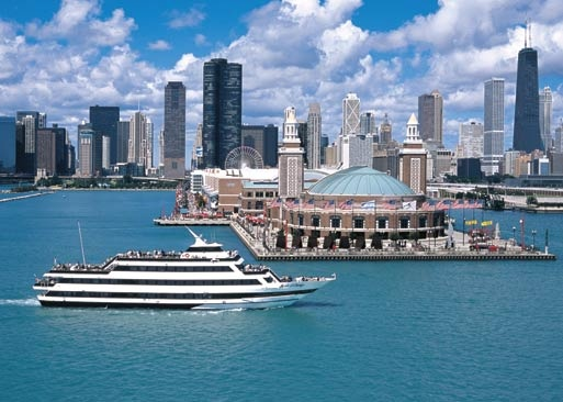 SPIRIT OF CHICAGO ST. PATRICK'S DAY CRUISE Saturday, March 15 at 3pm Navy Pier, 600 E. Grand Avenue Tickets $49.90/adult, $29.95/child There will be a sea of green aboard the Spirit of Chicago lunch cruise this St. Patrick's Day holiday. Take to the waters of Lake Michigan on a scenic 2.5-hour boat ride. Enjoy the Grande Buffet, music and dancing with the city skyline as your backdrop. Read more and make ticket reservations at spiritofchicago.com.