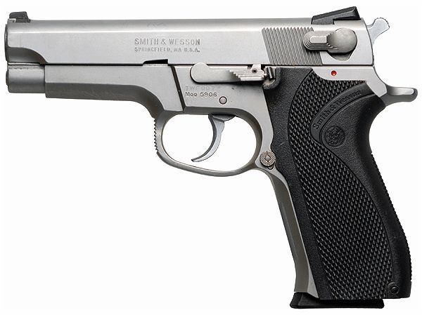 That's right. GunUp managed to get its hands on a passel of these 9mm stainless steel beauties. Smith turned out the 5906 semi-autos from 1989 to 1999 and they were very popular with LEOs. They're DA/SA, hammer-fired, come with a 15-roundRead More