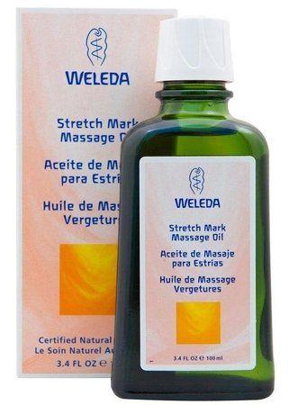 Óleo para Prevenção de Estrias 100ml - Weleda