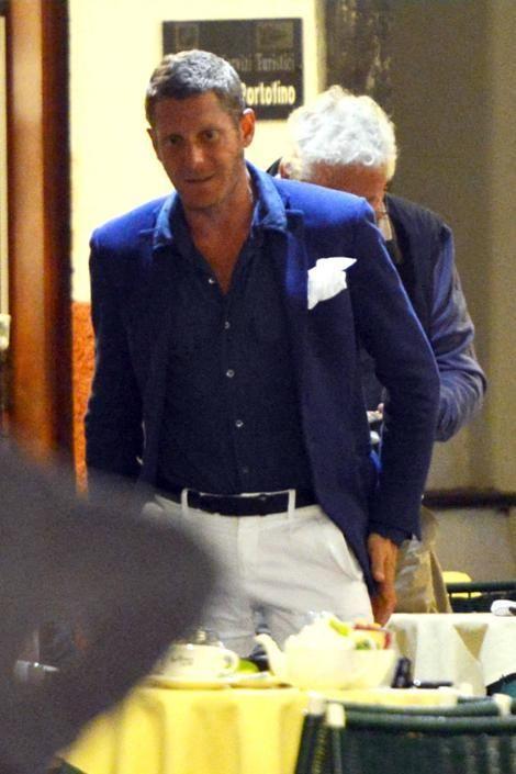 Lapo Elkann. He gets his fashion genes from his grandparents, Gianni and Marella Agnelli.