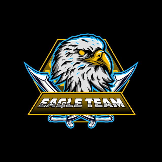Eagle Head Gaming Maskot Logo Esport Logo Icons Head Icons Eagle Icons Png And Vector With Transparent Background For Free Download Gambar Naga Naga Gambar