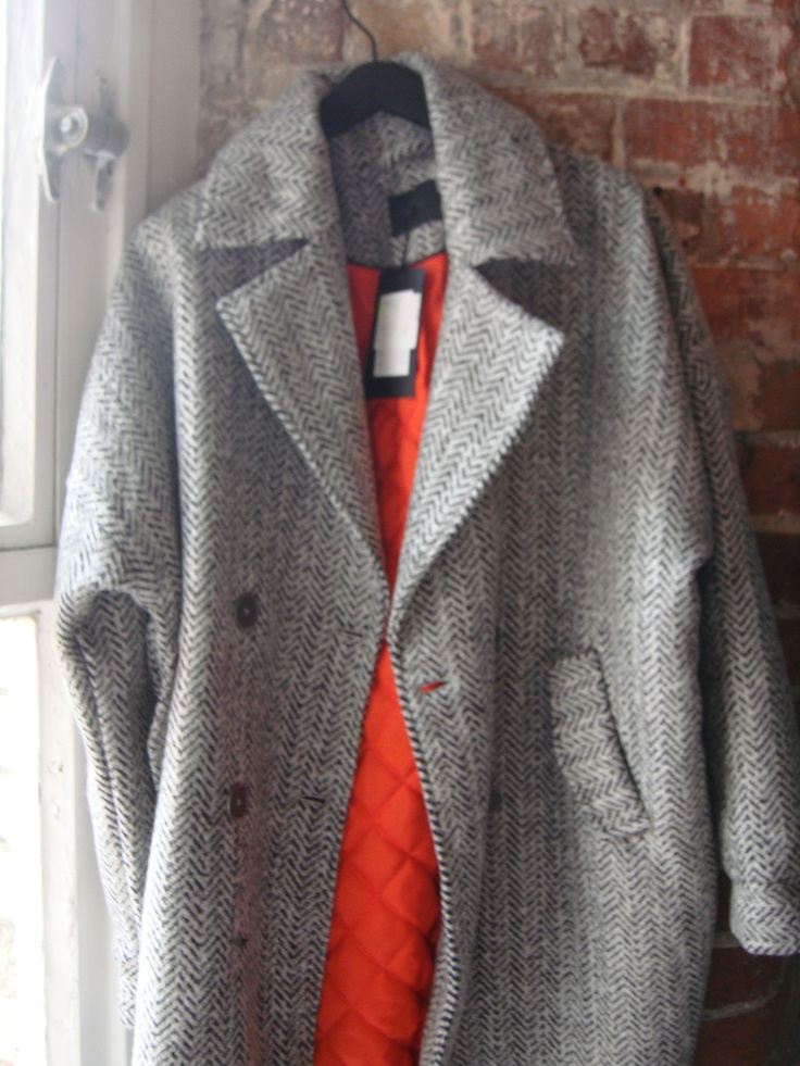 Fie Coat: €89.95  Colour:Blanc/Black  Sample Sale: Central Hotel, Dublin 2  When: March 22nd & 23rd   http://www.samplesale.ie/