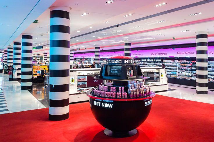 Sephora Store Champs Elysées - France