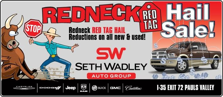 Oklahoma City area Dodge Ram and GMC Truck Dealer | Ada, Ardmore, Norman, Pauls Valley, OK | Seth Wadley