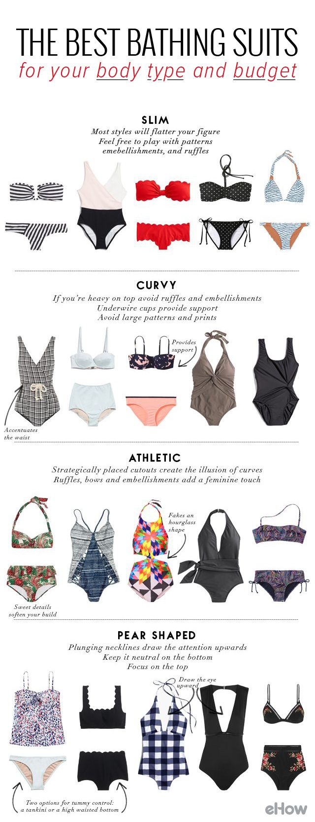How to dress an apple shaped figure ehow - The best bathing suits for your body type and budget