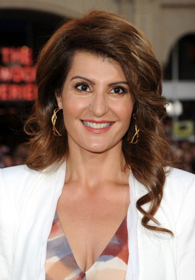 Nia Vardalos she's hilarious! I've loved every movie she