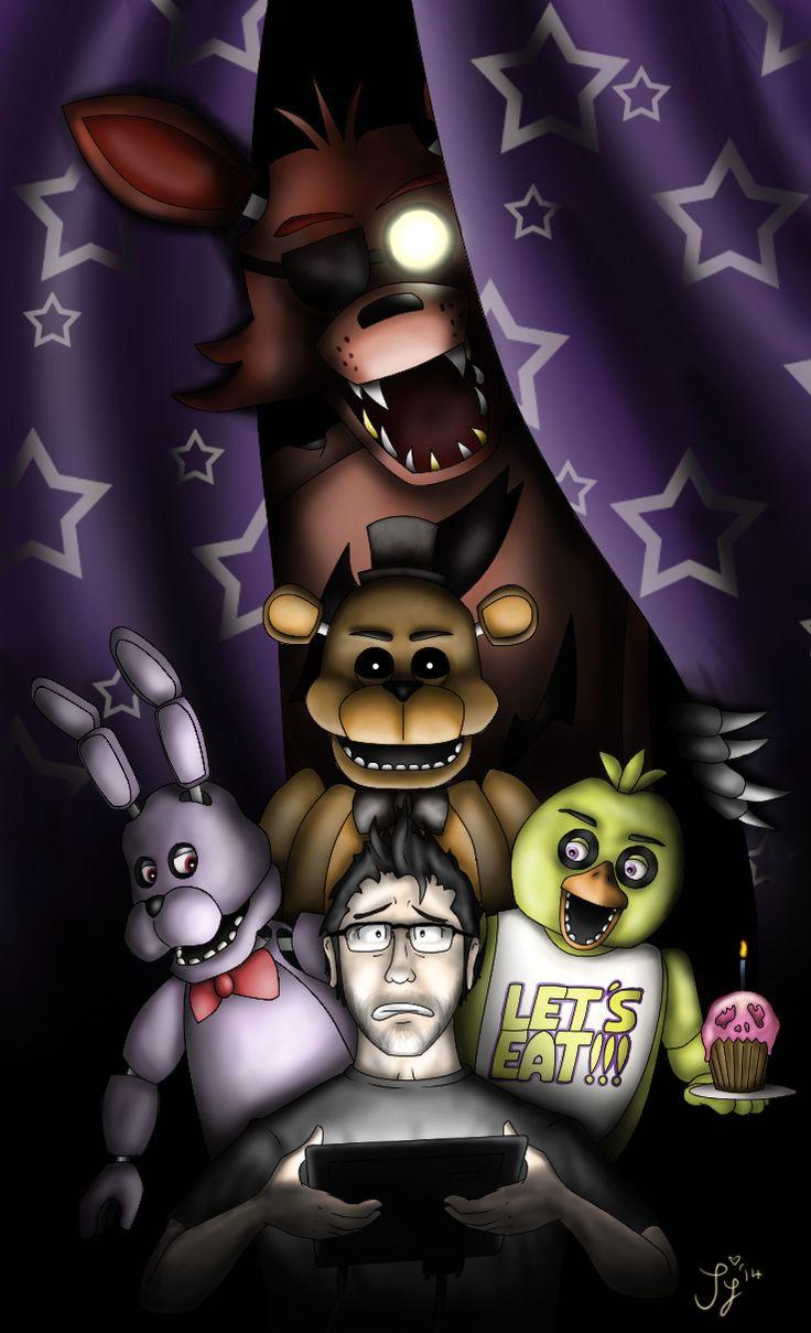 Five Nights At Freddy S Bedroom Decor: Five Nights At Freddy's Fan Art - Google Search