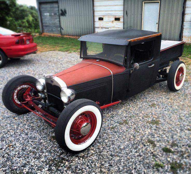 1931 #Ford #ModelA #Pickup #HotRod #TraditionalHotRod   My \'31 ...