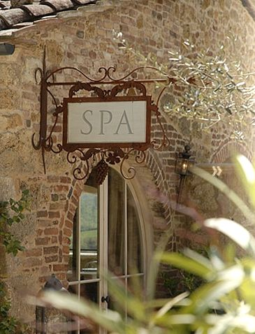 MaryAnne enjoy your Spa Day,this door take you to a great day,that you deserve.xoxo Ramonita~