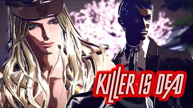 Killer is Dead playthrough: The Tiger That Faded Into Darkness
