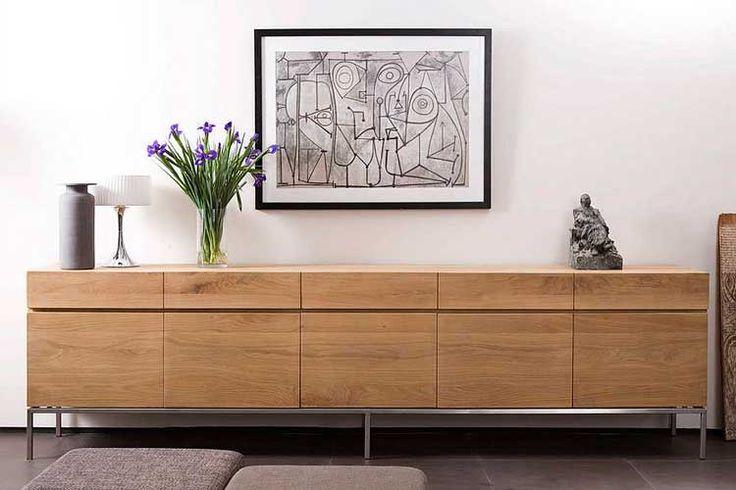 Decofilia analiza todas las posibilidades que ofrece este mueble de almacenaje para el salón y sus múltiples acabados y estilos.