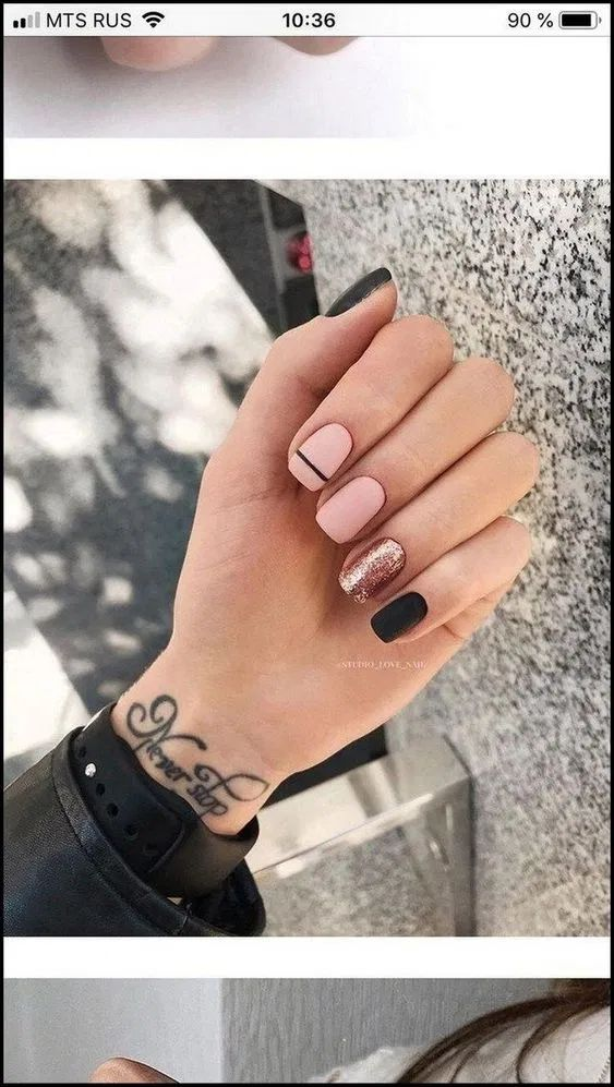 Cute Nail Colors – Neutral Nail Polish Color Ideas