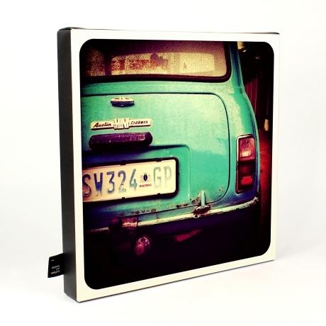 Mini Clubman Canvas – 297 x 297mm from Photo Art Nostalgia - R299 (Save 0%)