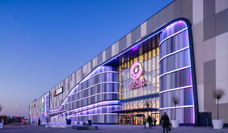 Poznań City Center nominated to the MIPIM Awards 2014 for The Best Shopping Centre | Bose Architects