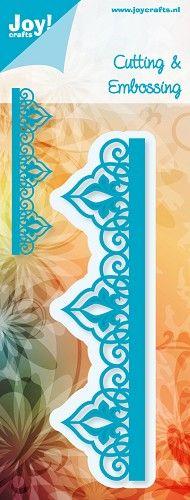 6002/0415 Noor! Design Border 1 st.
