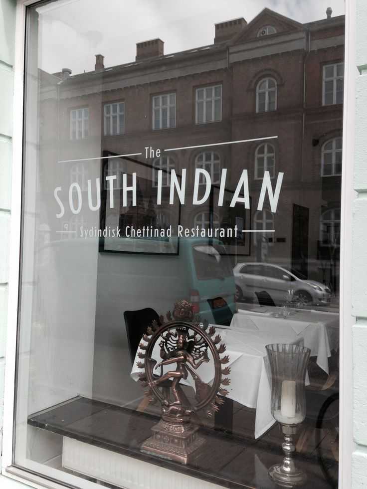 The South Indian - restaurant on Godthåbsvej