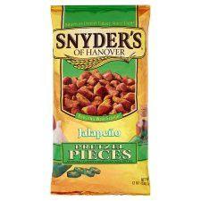 Snyders Jalapeno Pretzel Pieces 340.2G