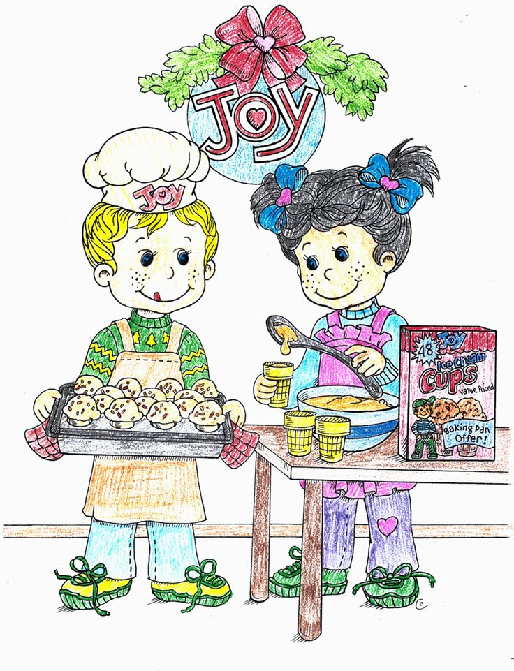 Joy Coloring Sweepstakes entry from Kylie age 12 from IA! #bringJOYhome #coloring #icecreamcones #holidays