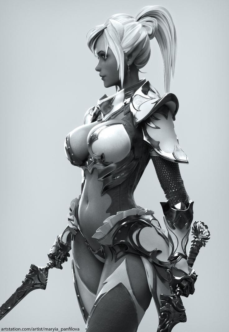 Lineage2 Blade dancer