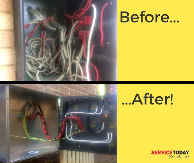 Keep your property's wiring clean and easy. Don't mess with electricity, call professional electrician from Melbourne or from your nearby location for safe electrical solution.