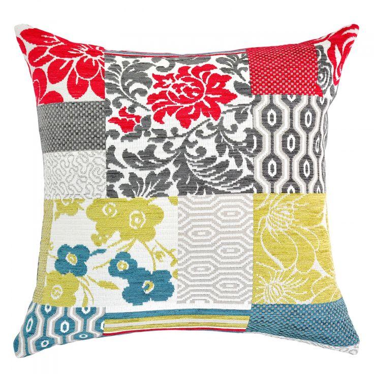 Mansion Pastel Cushion - 45x45cm