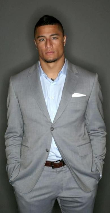 Men's Fashion...love the gray and light blue