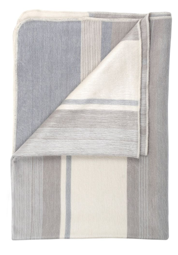 Alpaca Throw - Silver-Birch