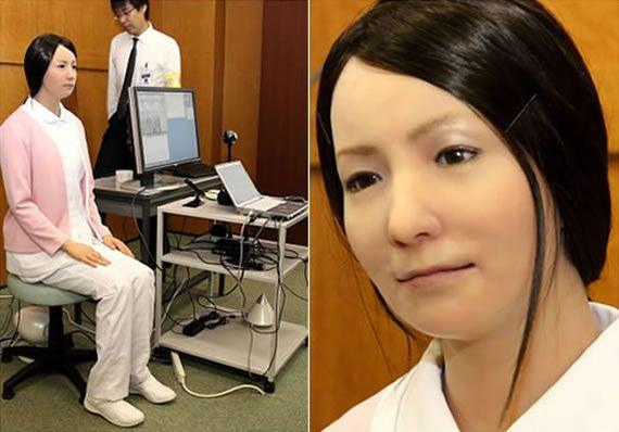 Japan Plans To Build Robot Nurses To Help Caregivers Assist Elderly Patients