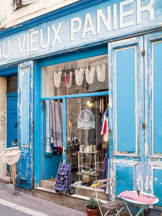 Shopper chez Manufactures Françaises