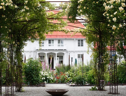 Garden Tour: Wij Trädgårdar