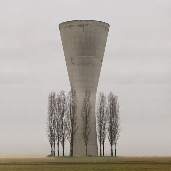 """Water Tower"" photograph by Lauren Marsolier"