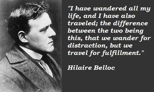 Hilaire Belloc Quotes