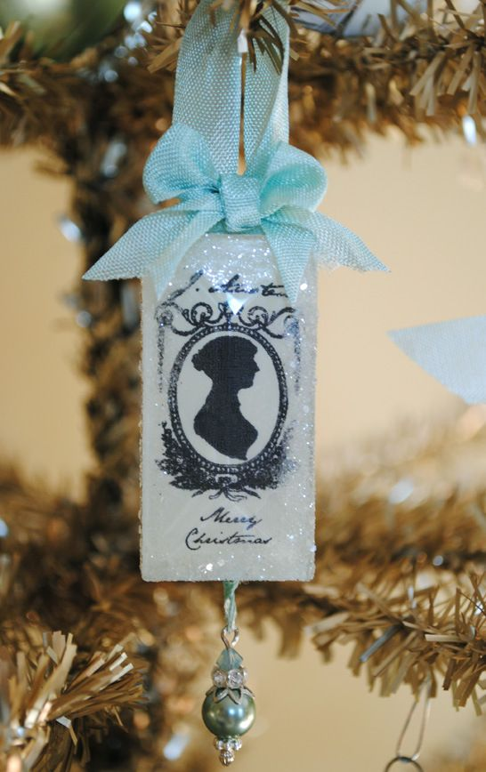 Image result for jane austen xmas decorations