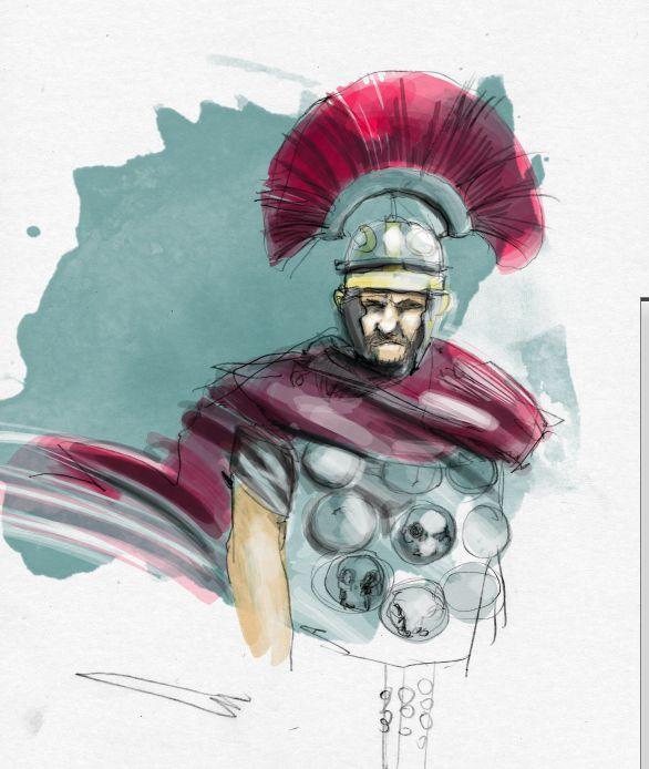 Scipio Marcus by TICHO762