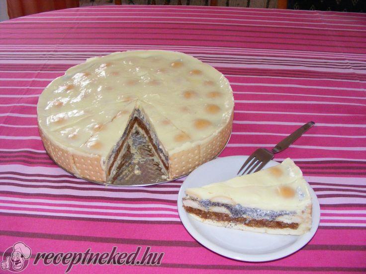 Kipróbált Almás-mákos torta sütés nélkül recept egyenesen a Receptneked.hu gyűjteményéből. Küldte: mamuka