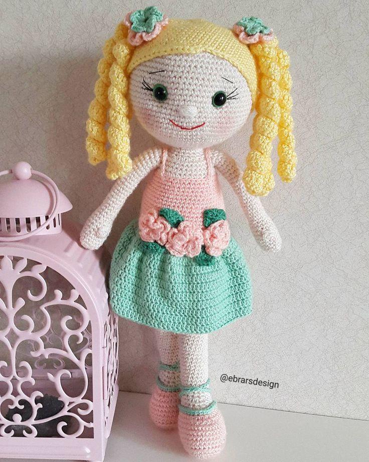 Beauty and Things (Вязаная игрушка, амигуруми)   VK