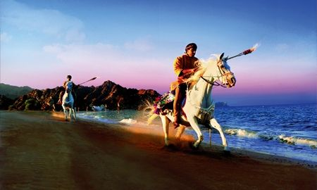 What has been the recipe for success for the turistic sector in #Oman?