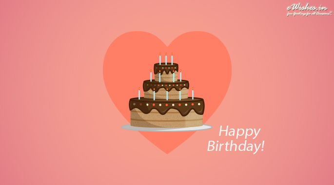 Happy Birthday and many happy returns of the day.http://ewishes.in/