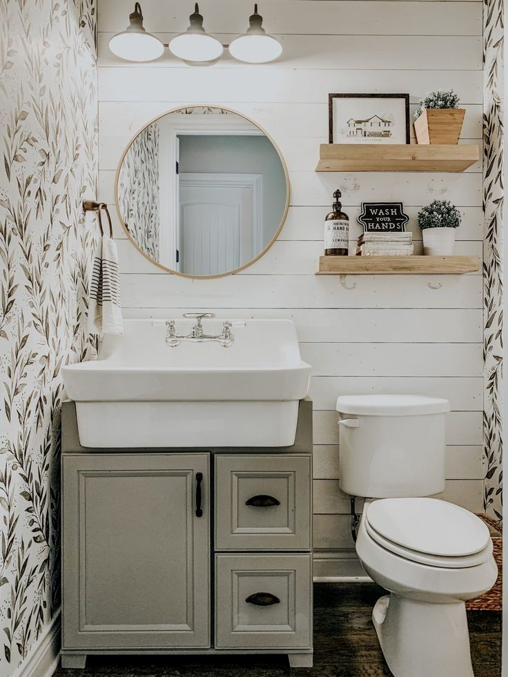 37+ Farmhouse restroom info