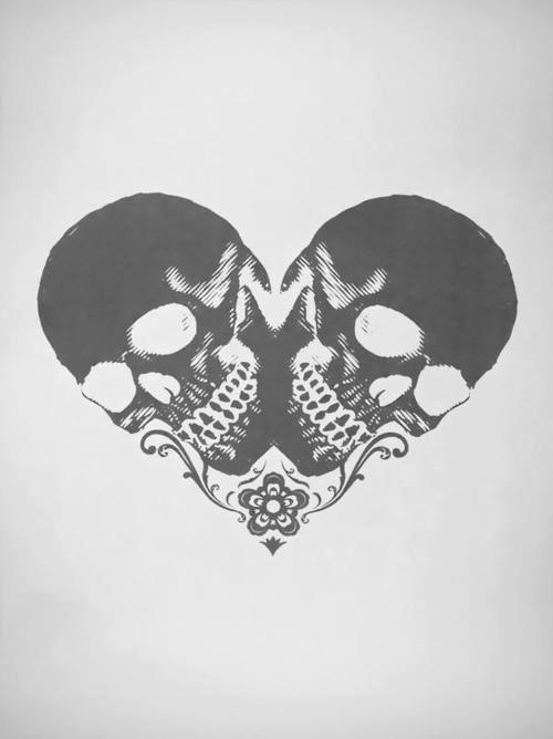 Corazon de amor muerto