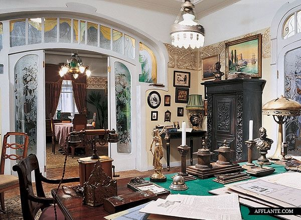 Russian Decoration Style in Movie Interiors | Afflante.com