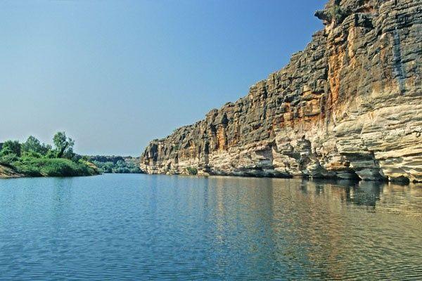 Geiki Gorge - full of freshwater crocs