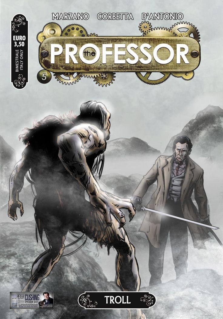The Professor - numero 5