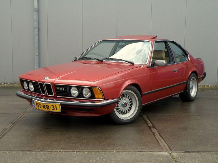 BMW - 633 CSi coupe - 1978