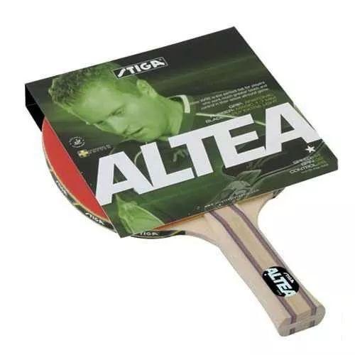 raqueta de ping pong altea marca stiga